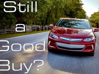 Now It's Getting Cancelled, Is The 2019 Chevrolet Volt Still A Good Buy?