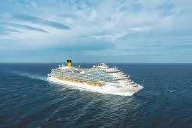 Costa Firenze - the new Costa Cruises ship is expected to come into service in October 2020