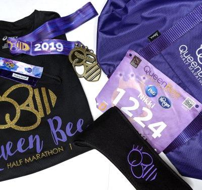 Race Report: Queen Bee Half Marathon
