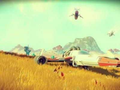 No Man's Sky Save Bug Fixed at the Speed of Light