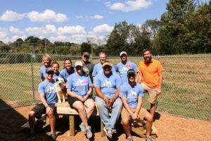 Rescue Rebuild Makes Lives Better For Tennessee Shelter Dogs Through Outdoor Play