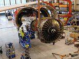 Timelapse video shows a Virgin Atlantic A340 engine change