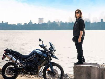 Ride with Norman Reedus Season 4 Greenlit by AMC