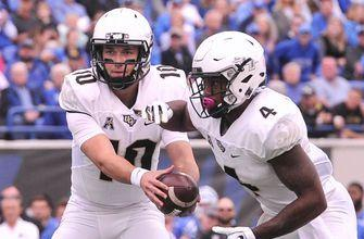 UCF holds at No. 10, Florida, South Florida climb in latest Top 25 AP poll
