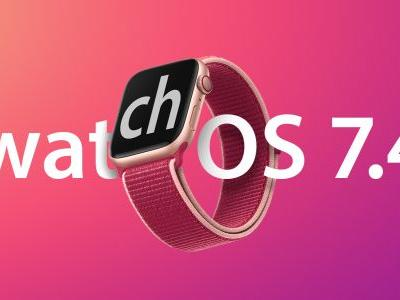 Apple Seeds Third Beta of watchOS 7.4 to Developers