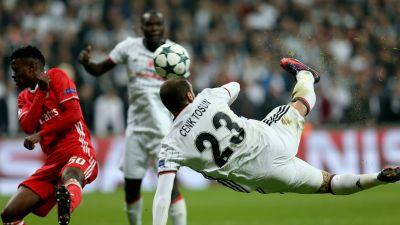 Cenk Tosun beats Ronaldo to UEFA Champions League Goal of the Group Stage, presented by Nissan