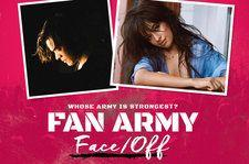 Fan Army Face-Off: Harry Styles' Stylers vs. Camila Cabello's Camilizers in Round 4