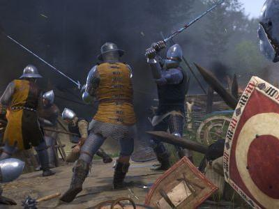 Kingdom Come Deliverance Baptism of Fire quest guide - Fight Runt and storm Pribyslavitz