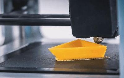 Is 3D food printing the next microwave?