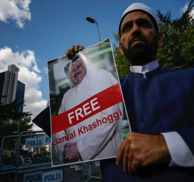 Turkey says it won't allow a 'cover-up' about Jamal Khashoggi after Saudi Arabia's explanation of his death prompts derision