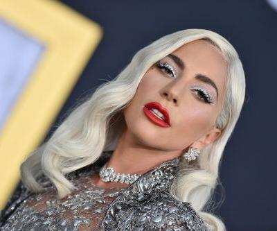 It's Hard to Not Make Obvious Elsa Comparisons Upon Seeing Lady Gaga's Holiday Nails