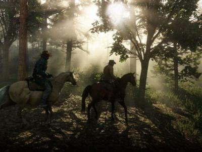 Red Dead Redemption 2 Will Give You A Selfie Cam