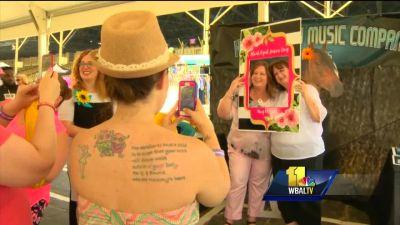 Video: Black-Eyed Susan Day ultimate girl's day out