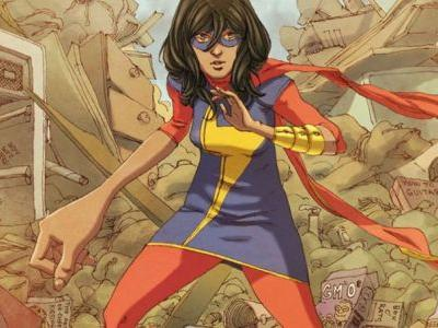 Ms. Marvel TV Series in the Works for Disney+