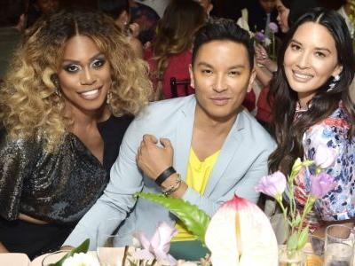 See What Laverne Cox, Olivia Munn and More Wore to Celebrate Prabal Gurung's 10-Year Anniversary in Los Angeles