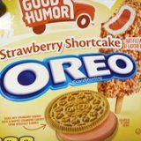 Know Those Strawberry Shortcake Ice Cream Bars? They're Soon Coming in Oreo Form!