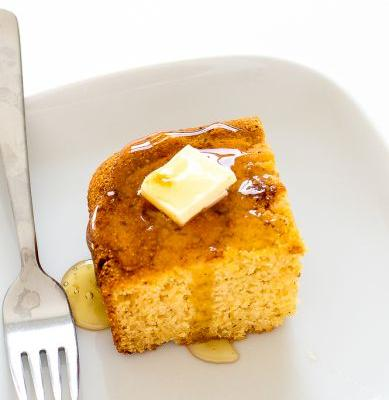 The Ultimate Honey Cornbread