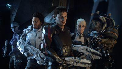 Your PC doesn't need to be as powerful as a Krogan to run Mass Effect: Andromeda