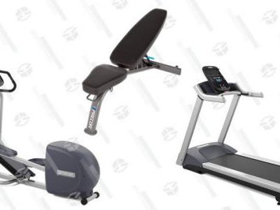 Hit the Gym Without Leaving the House Thanks to This Precor Workout Equipment Gold Box