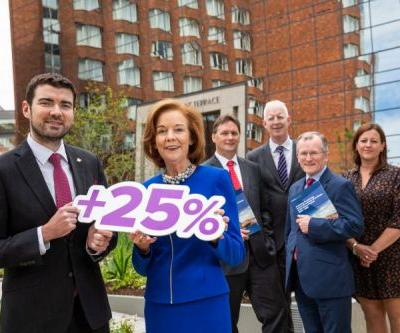 Tourism Minister Brendan Griffin unveils new strategy to grow tourism from Britain