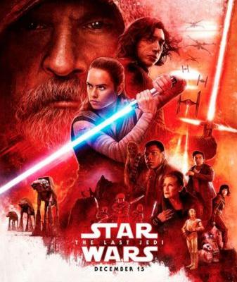 Star Wars: The Last Jedi Jumps to $104.8 Million on Friday!