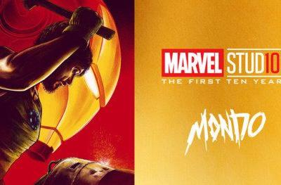 Mondo Celebrates Marvel Studios 10th Anniversary with Epic