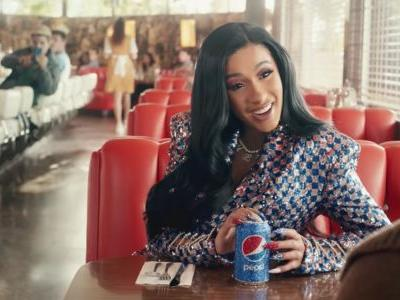Watch Cardi B, Lil Jon, & Steve Carell In Pepsi's Super Bowl Ad