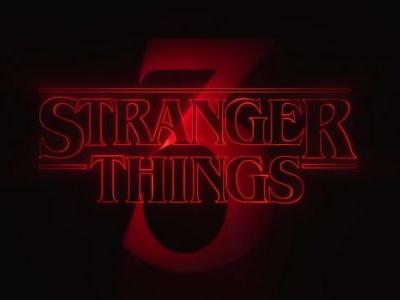 Here's The First Trailer For STRANGER THINGS Season Three