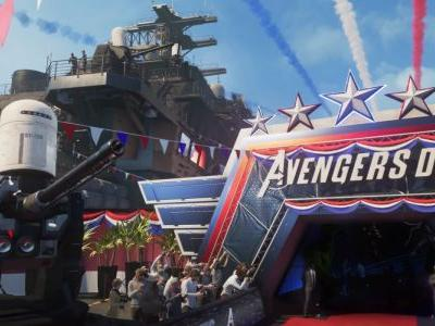 Marvel's Avengers Footage Teases Costumes, Finishers, and Enemies