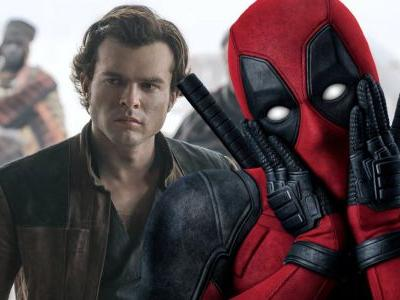 Deadpool 2 May Reference Solo; Will Cut Some Trailer Jokes