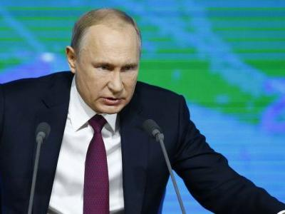 Putin hails another year of Russian economic growth