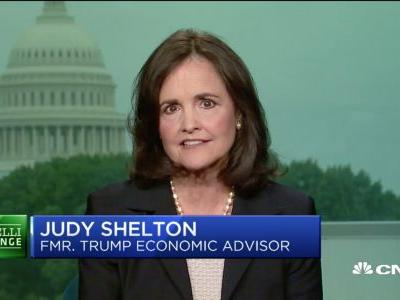The White House is said to be vetting Judy Shelton for a seat on the Fed board. She told us what she would bring to a central bank whose policies she has long criticized
