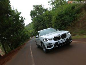 BMW X3 xDrive20d Luxury Line Road Test Review