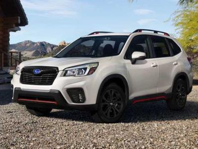 Subaru's All-New 2019 Forester Priced Up