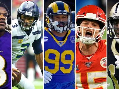 Full NFL Top 100 list: Here's who players voted as the best in the league