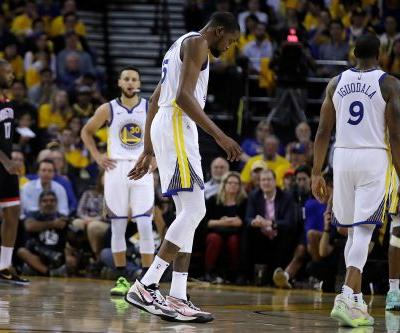 Mike Breen: Warriors rising up to meet latest challenge