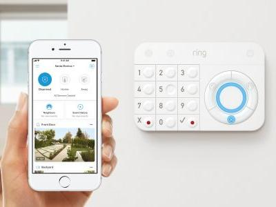 Ring Alarm system is $199, now available for pre-order