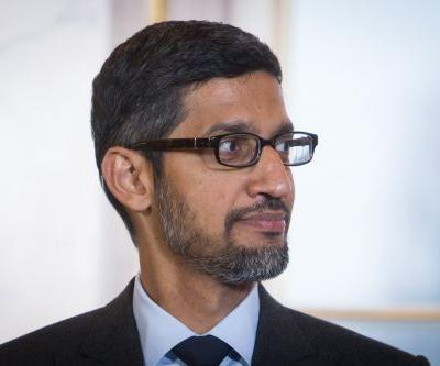 Google CEO Sundar Pichai says the company isn't backing down from the challenge that 'Fortnite' poses to the Android app store business