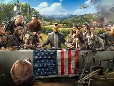 Far Cry 5 Tops NPD Software Sales For March '18