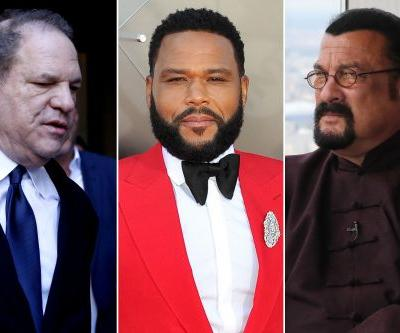 LA prosecutors reviewing cases against Weinstein, Anthony Anderson, Steven Seagal