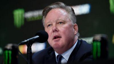 NASCAR's Brian France Doesn't Understand His Own Sport