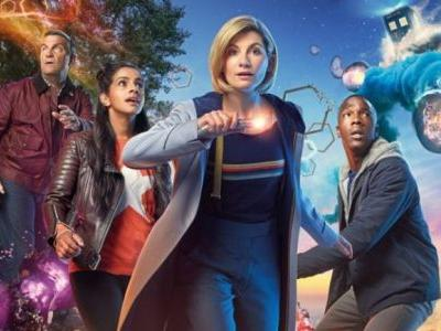 New Doctor Who Trailer Shows the 13th Doctor in Action