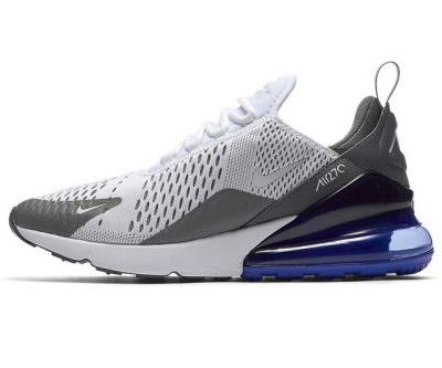 "Nike Air Max 270 Refreshes in ""Grey/Persian Violet"""