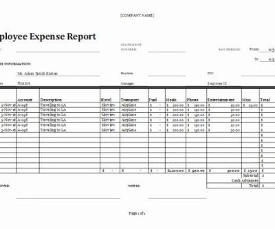 30 Beautiful T Account Excel Template Images