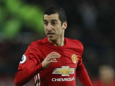 Mourinho confirms Mkhitaryan out of EFL Cup final