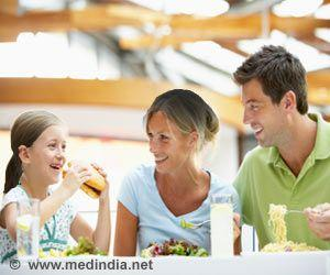 Hormonal Disruption found to be Linked to the Habit Of Dining Out