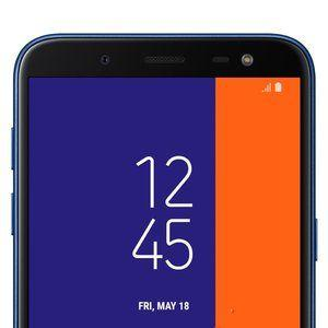 Samsung Galaxy J4+, J6+, and A7 (2018) cases with gradient finish leak out