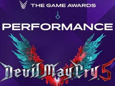 The Game Awards Will Feature a Live Devil May Cry 5 Performance