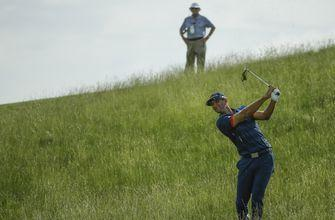 McIlroy hits it all over the place at US Open