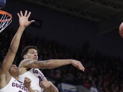 Brandon Clarke leads No. 3 Gonzaga to 104-67 victory over Texas Southern